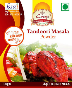 Crop Tandoori Masala Powder