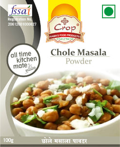 Crop Chole Masala Powder