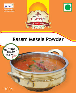 Crop Rasam Masala Powder