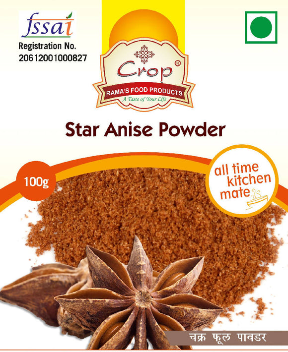 Crop Star Anise Powder