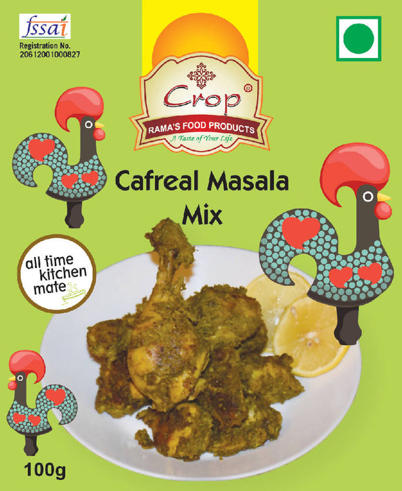 Crop Cafreal Masala Mix
