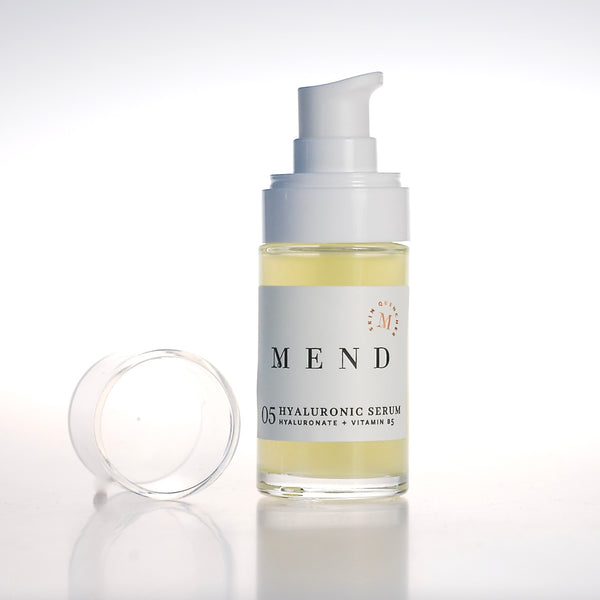 Welcome to our New Brand - Mend