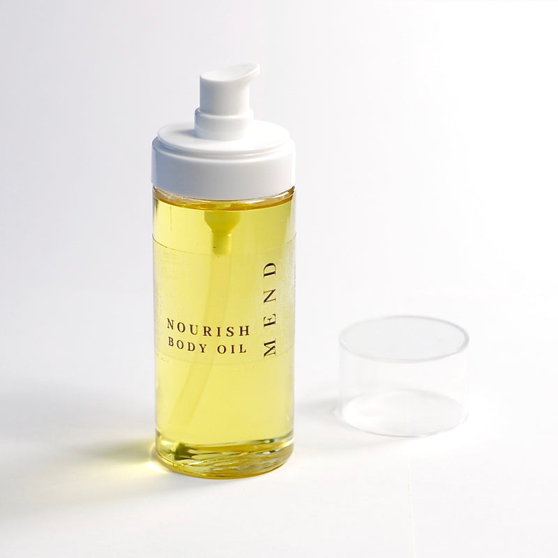 Mend Skin Care Nourish Body Oil
