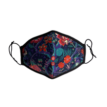 Load image into Gallery viewer, Reusable Face Mask with Filter Pocket in Liberty Print Fabrics - Bamboezor London