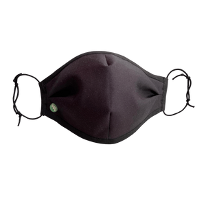 Comfortable Face Mask. 4 Ply with non-woven filter. Washable, Reversible, UK Handmade. - Bamboezor London