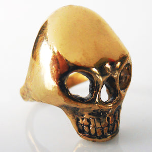 Load image into Gallery viewer, Skull Ring