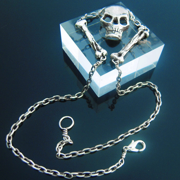 Skull & Bones Necklace