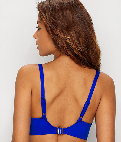 Fantasie Ottawa Pacific UW Wrap Front Top - Key West Swimwear