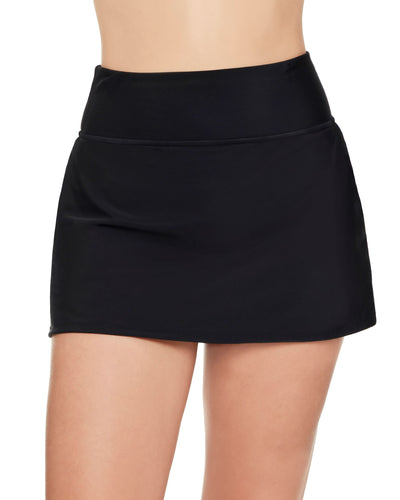 Penbrooke Yoga Waist Skirt With Pockets - Key West Swimwear