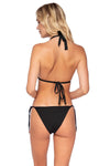 Swim Systems Black Mila Tri Top - Key West Swimwear