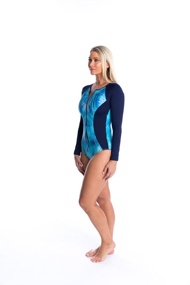TOGS Starburst Rashsuit One Piece - Key West Swimwear