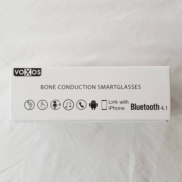 Voxos Bone Conduction Smartglasses - Prescription