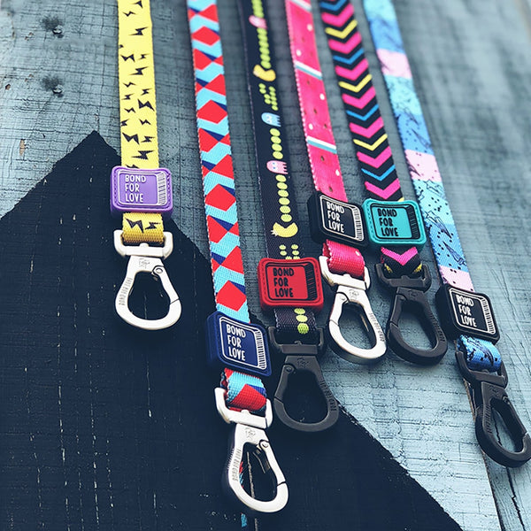 Breathable Colors Dog Leash