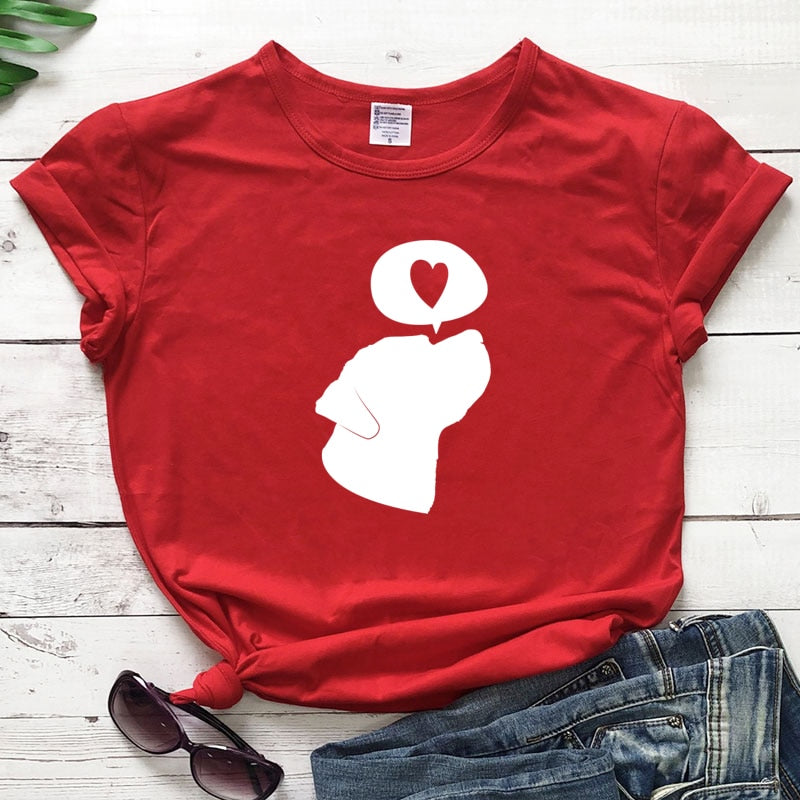 Dog  Love Women T Shirt