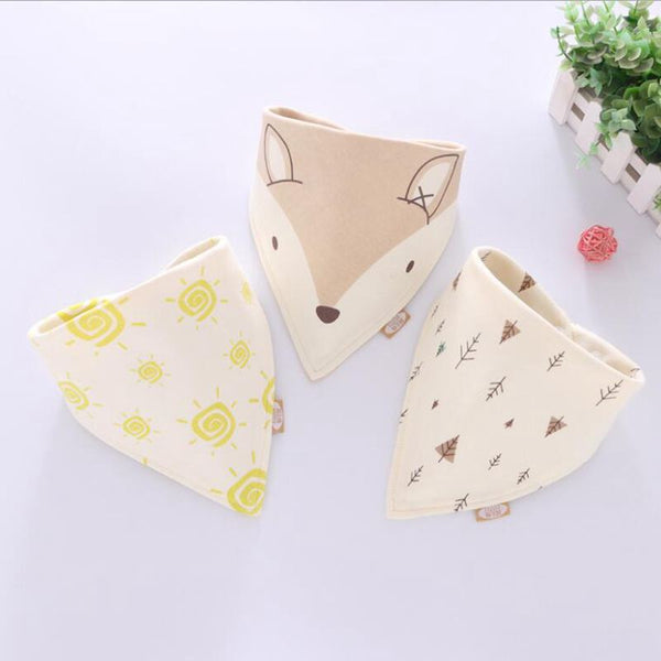 Cute Cotton Dog Bandana