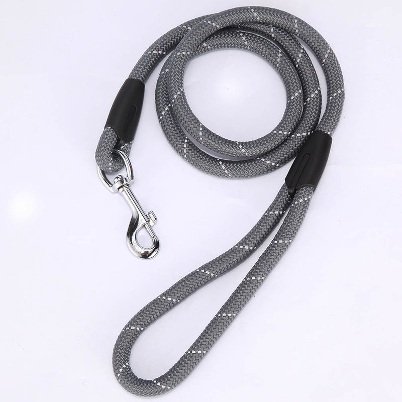 Reflective Nylon Premium Dog Leash