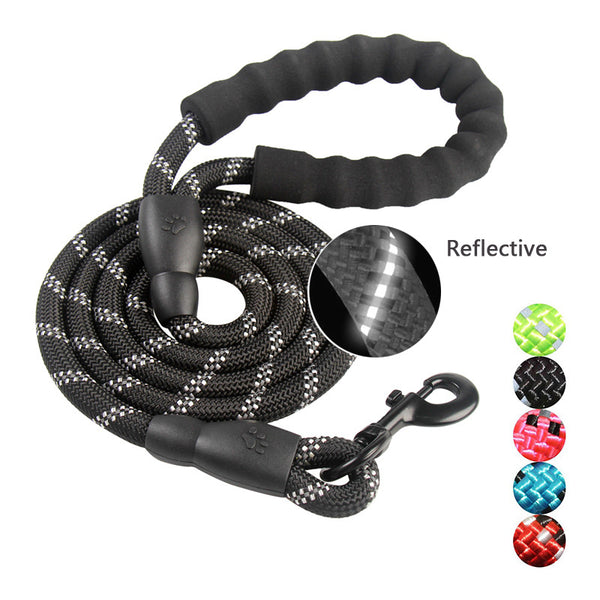 Reflective Tangle-Free Premium Dog Leash