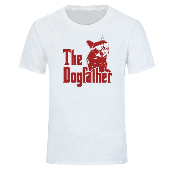 Dog Father Men T Shirt