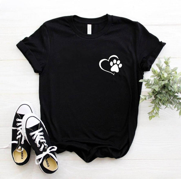 Love Paw Women T Shirt