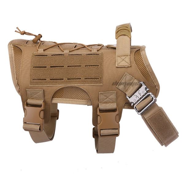 Military Grade Dog Harness