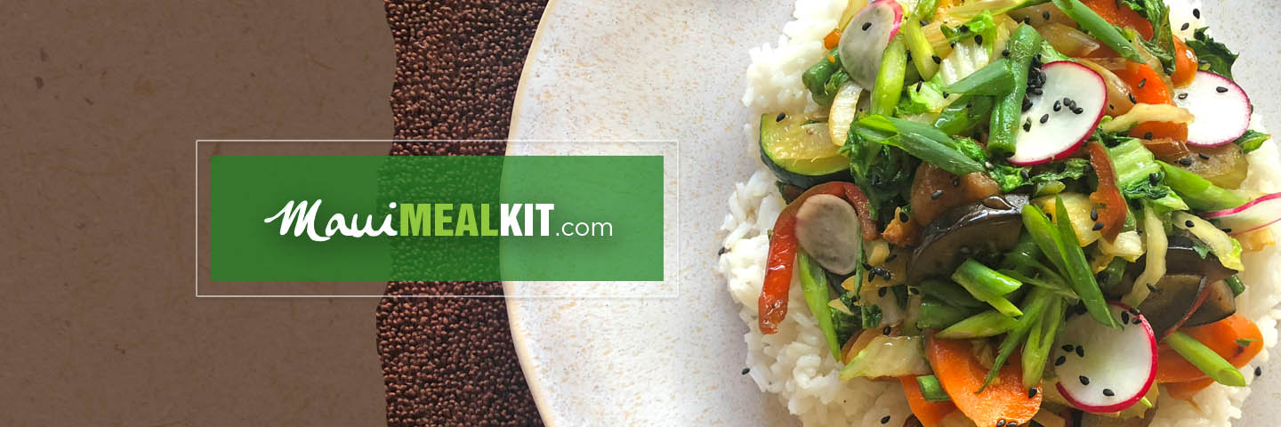 Hua Momona Farms Maui Meal Kit