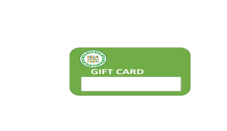 Hua Momona Farms Gift Card