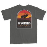 Wyoming Elk Tee