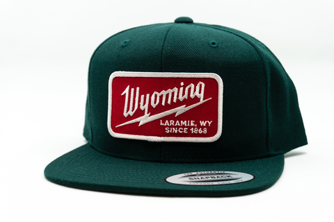 Wyoming Work Cap