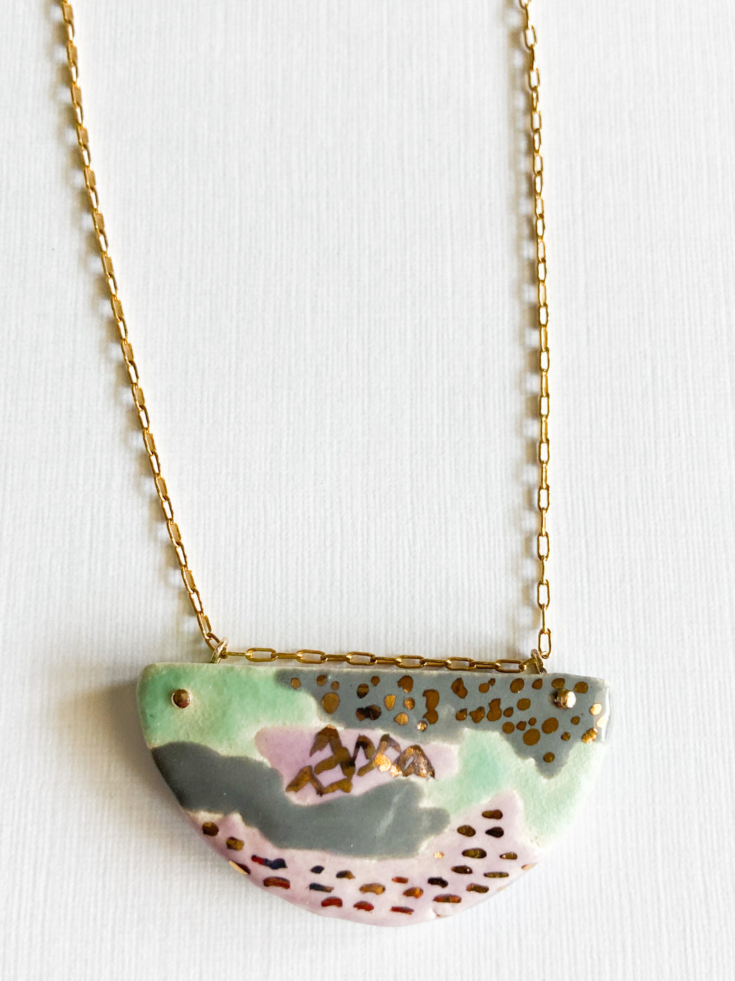 Mountain Air Necklace