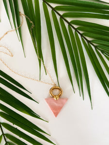 Slice of Paradise Necklace