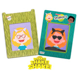 Magnetic Shakers - faces