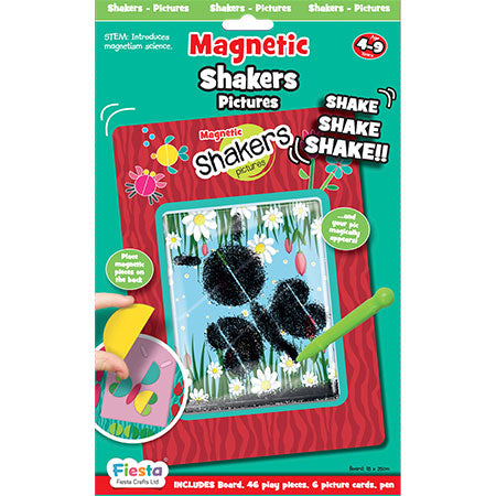 Magnetic Shakers - pictures