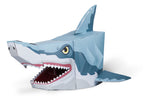 Shark 3D Mask Card Craft
