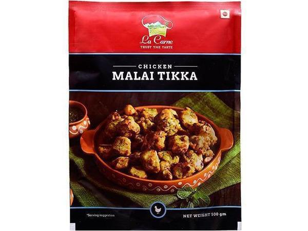Ready To Eat - La Carne Chicken Malai Tikka (500 G)