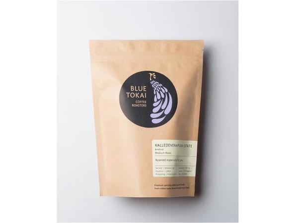 Blue Tokai- Kalledeverapura Pulp Sun Dried Medium Roast (Whole Beans) 250g