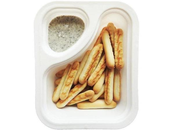 HoiPure - Dipsters- Biscuit Sticks with Cookies & Cream Dip