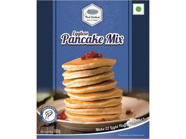 Midas- Eggless Pancake Mix