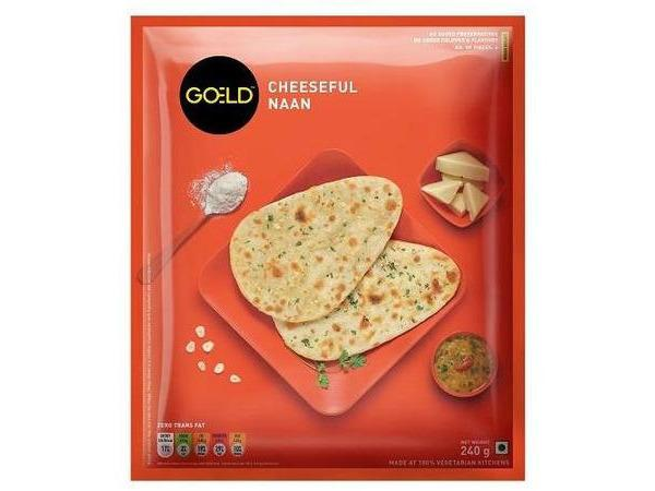 Goeld - Cheeseful Naan (240gms)
