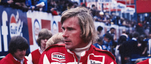 McLaren M23 - James Hunt - Quote - Japanese GP - 1976 - Limited Poster