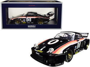 "Porsche 935 #0 Field/ Ongais/ Haywood Winners Daytona 24H (1979) ""Interscope Racing\"" 1/18 Diecast Model Car by Norev"