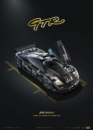 McLaren F1 GTR - 24h Le Mans | Collector's Edition