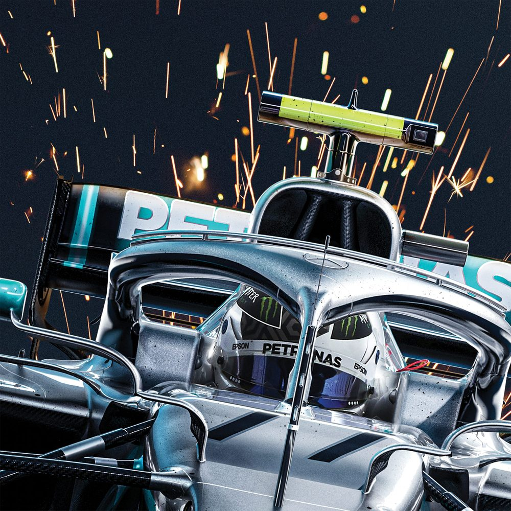 Mercedes-AMG Petronas Motorsport - 2019 - Valtteri Bottas | Collector's Edition