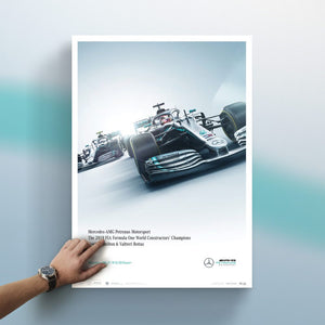Mercedes-AMG Petronas Motorsport - 2019 - Team - Limited Edition