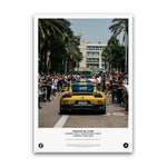 SIX2SIX Europe Tour Porsche 991 GT2RS Poster
