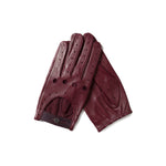 Guantes de conducir burdeos Cafe Leather Triton Burgundy