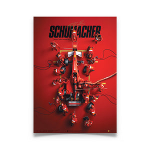 Ferrari F1-2000 - Michael Schumacher - Pit Stop | Collector's Edition