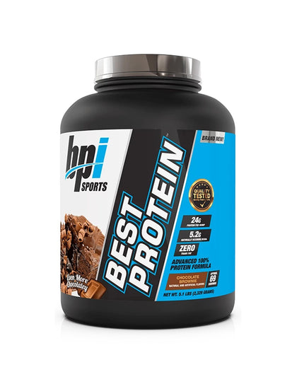BEST PROTEIN 5 LBS - BPI SPORTS - Welbox.cl