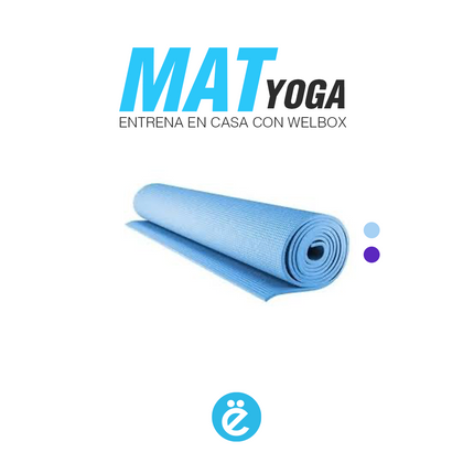 MAT YOGA PILATES - 4MM