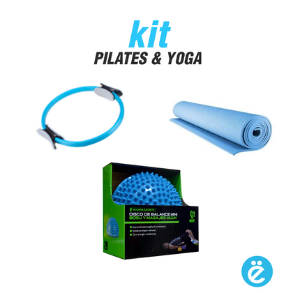 KIT PILATES & YOGA