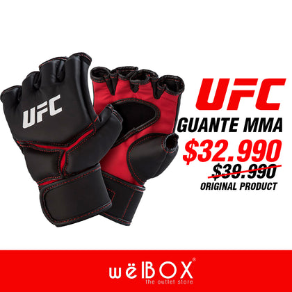 GUANTE MMA UFC COMPETITION